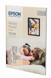 Бумага Epson Value Glossy Photo Paper (20 листов A4)