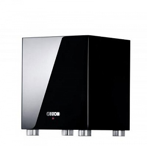 Сабвуфер CANTON SUB 601 Black high gloss